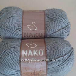 Пряжа Nako calico jakkar