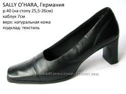 Туфли Sally O&acutehara р. 40
