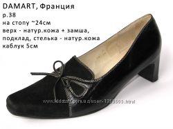 Туфли Damart р. 38 Франция