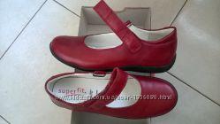 туфли один раз одетые суперфит&92производитель&92 на липучке р 31