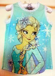 Одежда для девочек Frozen Фроузен Холодное сердце от 3 до 9 лет
