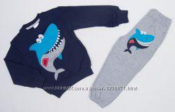 Спортивный костюм для мальчика Акула