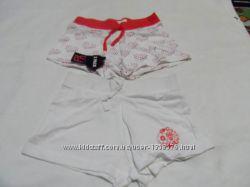 Белые новые шортики на девочек