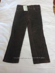 вильветовые штаны новые с Англии 3-4г, брак