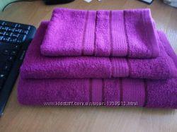 полотенца в наличии