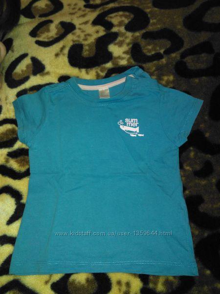футболка для дівчинки