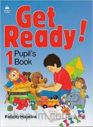 Учебник английского языка для детей Get Ready1-2 Pupil&acutes Book