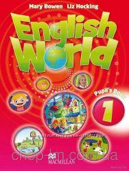 English World 1 Pupil&acutes Book учебник по английскому языку