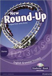 New Round-Up Starter Level Students BookCD Pack грамматическое пособие