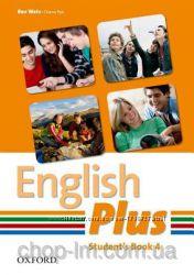 English Plus 4 Students Book учебник по английскому языку