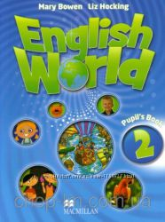 English World 2 Pupil&acutes Book учебник по английск