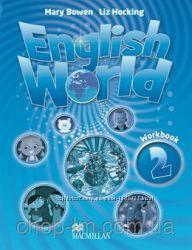 English World 2 Workbook рабочая тетрадь по английскому языку