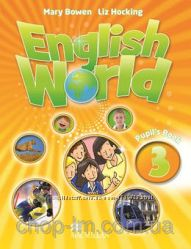 English World 3 Pupil&acutes Book учебник по английскому, уровень 3-й