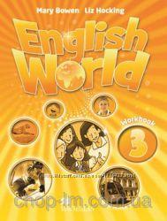 English World 3 Workbook рабочая тетрадь по английскому языку, уровень 3-й