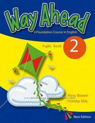New Way Ahead 2 Pupil&acutes Book  CD-ROM учебник