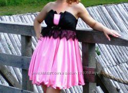 Нарядное платье. Нереально крутое
