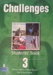Учебник английского языка Challenges 3, Longman