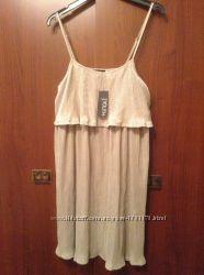 Новое нарядное модное гофрированное платье Splash 14 размера