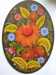 преподаватель рисования для детей петриковская роспись