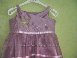 Нарядное платье для принцессы Mark & Spencer