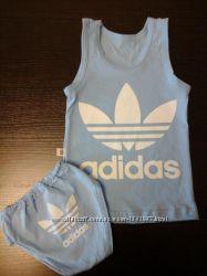 Комплект майка  трусы Adidas