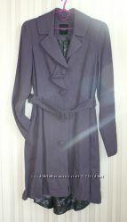 Новое красивенное стильное сиреневое пальто Vero Moda, весна-осень