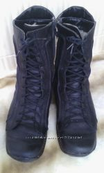 Стильные женские ботинки полностью натуралка р. 38
