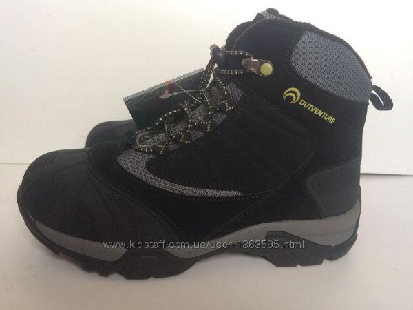 Зимние ботинки для мальчиков и подростков Outventure Crater размер 30-39