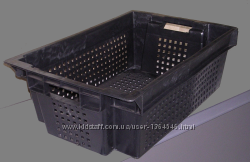 Пластмасові ящики для овочів купити на сайті promtara com ua