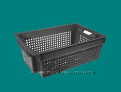 Пластмассовый ящик для овощей и фруктов купить на сайте promtara com ua