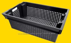 Ящики пластмассовые купить на сайте promtara com ua