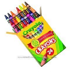 Смывающиеся карандаши Crayola