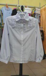 Блузка шкільна біла