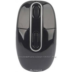 Беспроводная оптическая мышь A4Tech G7-300D Holeless