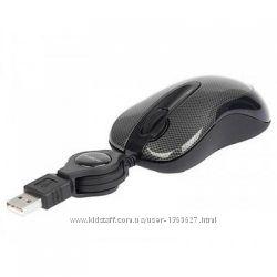 Мышка A4-tech N-60F-2 Carbon