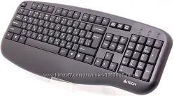 Клавиатура A4Tech KL-30 USB Black