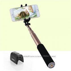 Монопод для селфи Remax Bluetooth selfie stick Pr 4