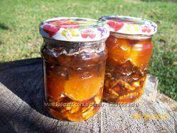 сухофрукти з медом