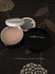 Max Factor Loose Powder рассыпчатая пудра