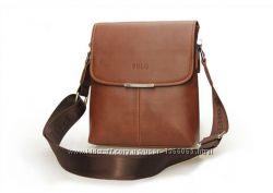 Мужская сумка-планшет POLO Kingdom Наплечная, 25. 5х24х4см, 3 цвета