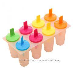 Форма для морозива, мороженного, замороженного сока 1х8 Eskimo 8шт