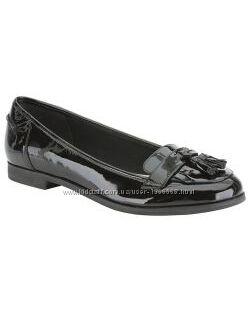 Туфлі Clarks Casual Shoe Angelica Slice Black