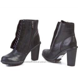 Шкіряні черевики Clarke Keswick Stone
