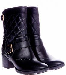 Шкіряні черевик Clarks Ladies Movie Stage Black