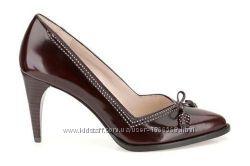 Шкіряні туфлі Clarks deeta Bombay