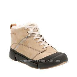 Зимові черевики Clarks Tri Arc Gtx Taupe