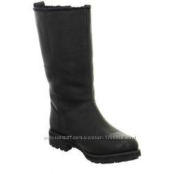 Зимові черевики Clarks Cabin Spa Black