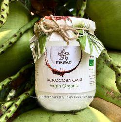 Лучшее из лучших кокосовое масло Оrganic virgin Шри Ланка 200 мл
