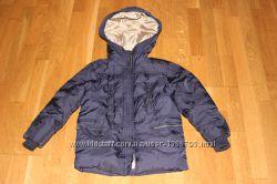 Куртка пуховик Zara на 4-5 лет рост 110 см