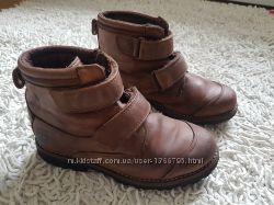Кожаные демисезонные ботинки  Timberland размер 13 на  32